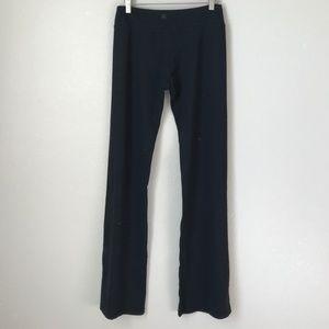 ALO Navy Yoga Pants Medium Tall
